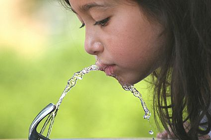 Prevent Obesity With Drinking Water Fountains In Schools