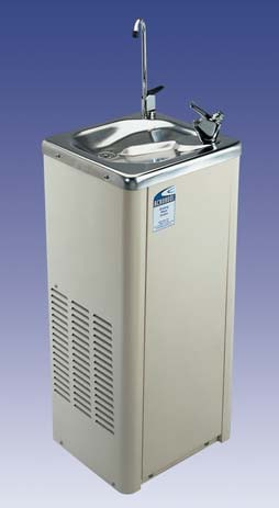 Indoor junior school drinking fountain