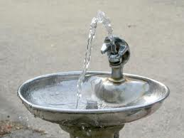Drinking Water Fountain in Primary School