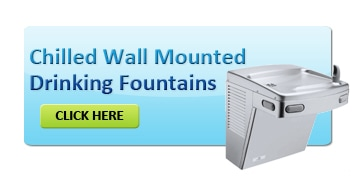 Chilled Wall Mounted Drinking Fountains