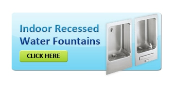 Recessed Drinking Water Fountains