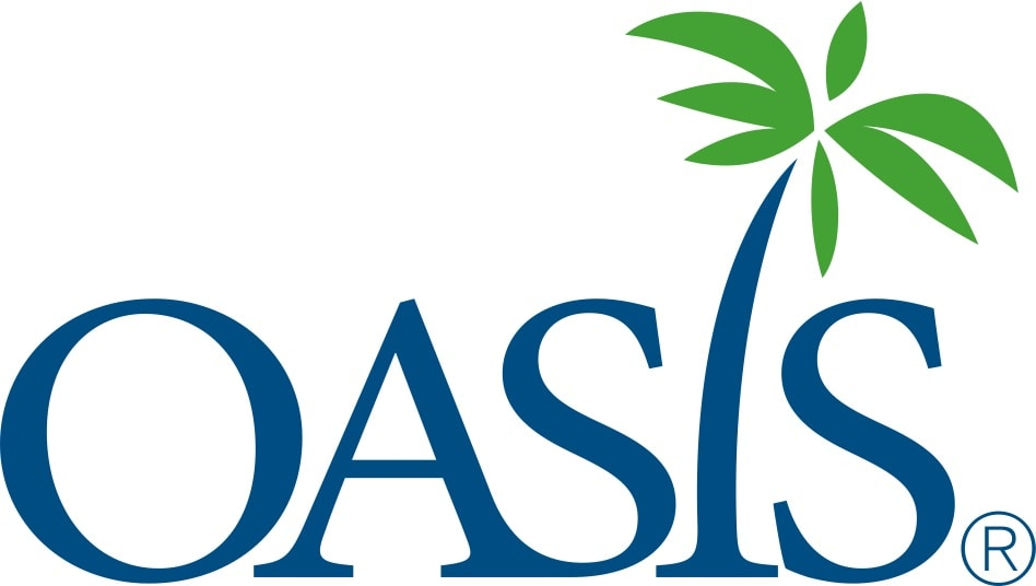 Oasis Water Fountains Oasis Logo