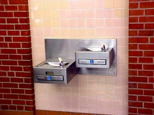 DrinkingWaterFountain