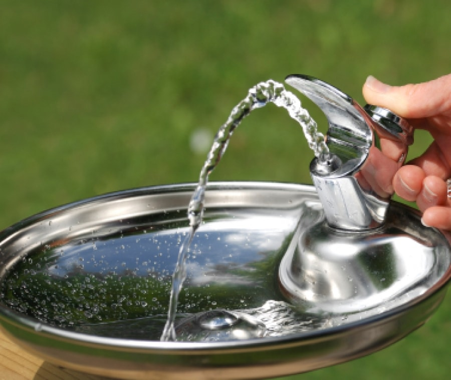 Drinking-Water-Fountain